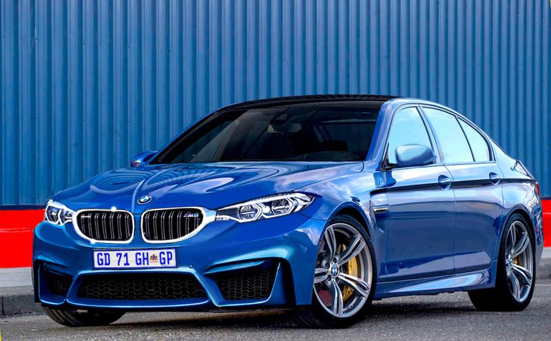 The next BMW M5?