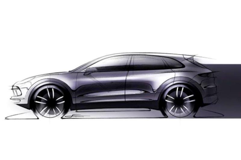 Next Porsche Cayenne