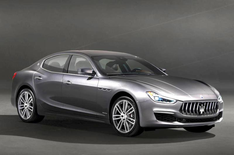 New Maserati Ghibli