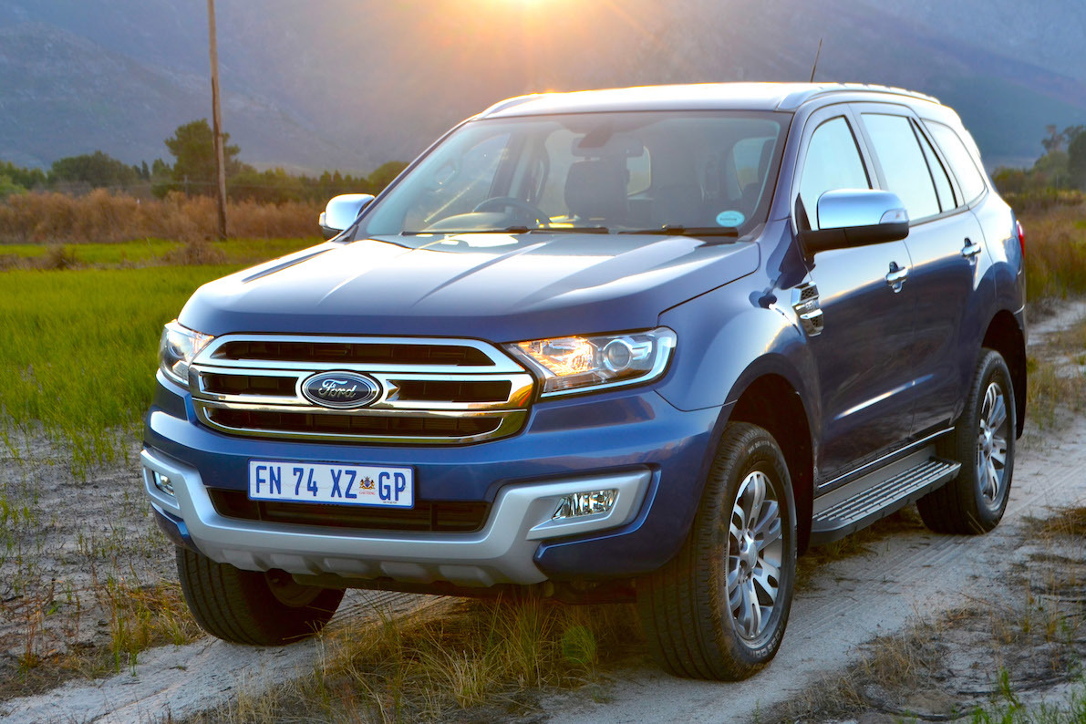 SUV TEST: Ford Everest 2.2XLS 4wd