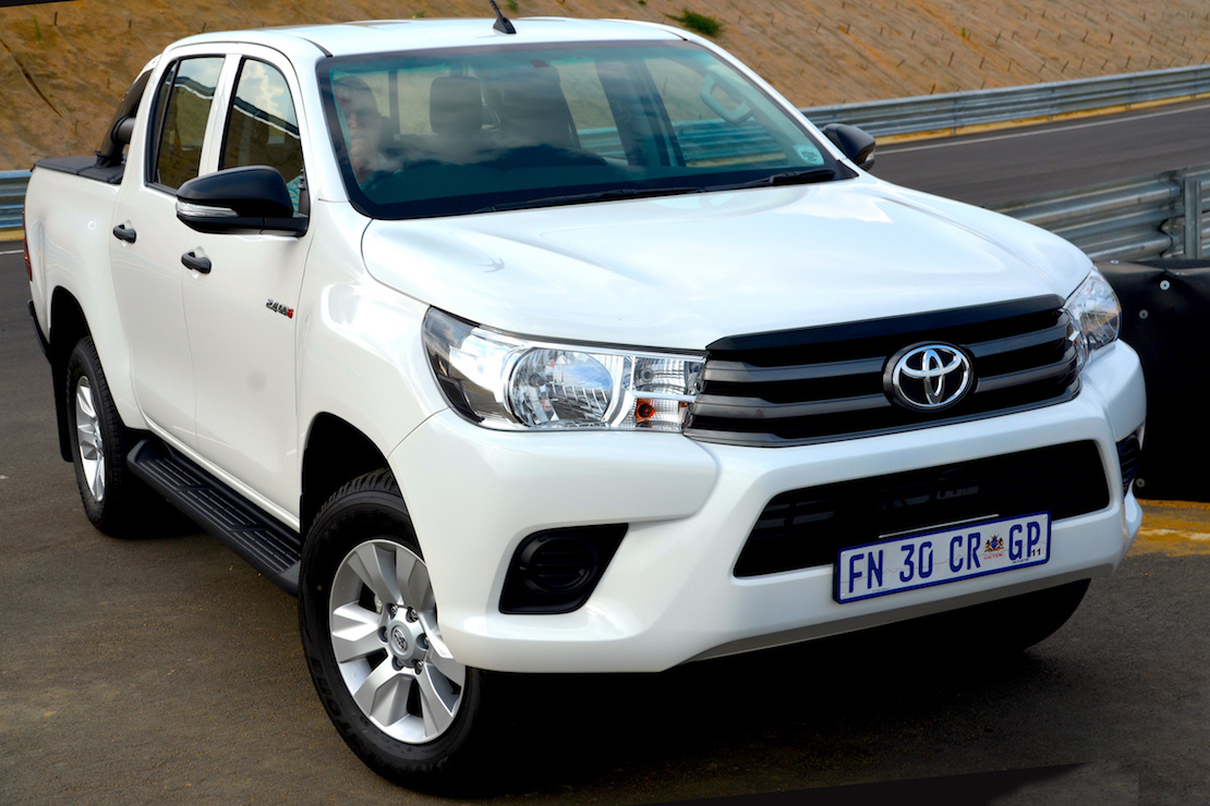 Toyota Hilux 2.4 GD-6