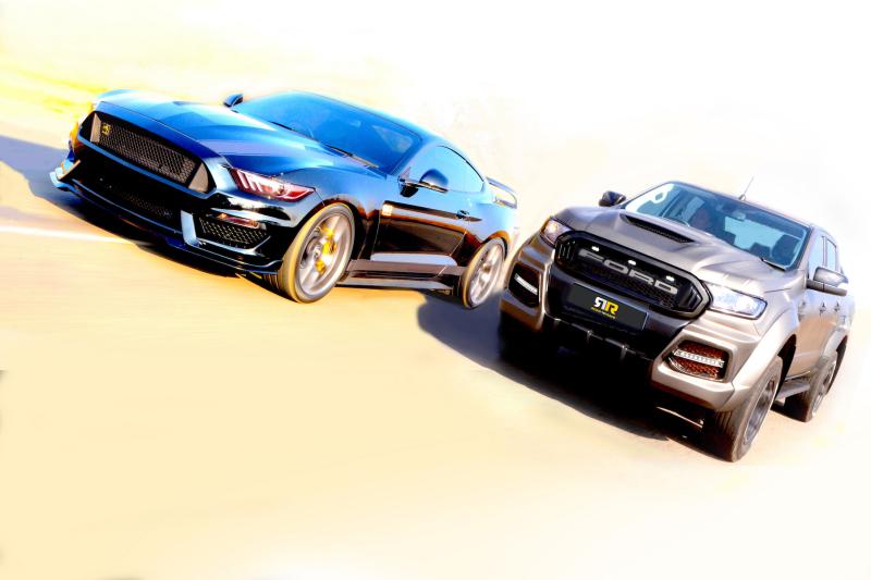 RTR Mustang & Ranger 660