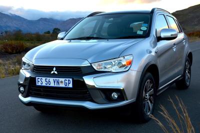 Mitsubishi ASX 2.0 GLS