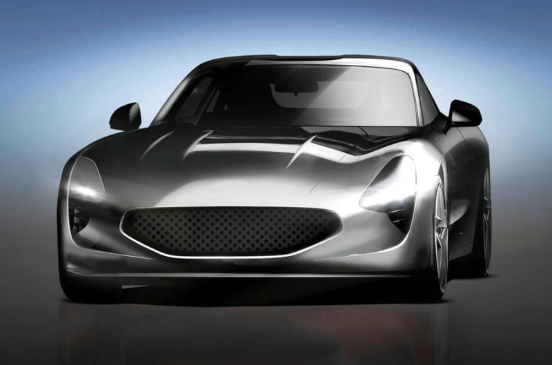 The new TVR will look like this