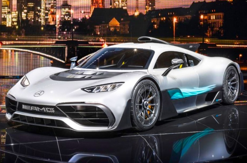 Mercedes-AMG 'Project One'