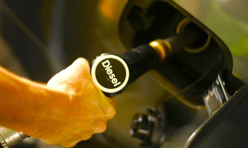 FRANKFURT - Diesel