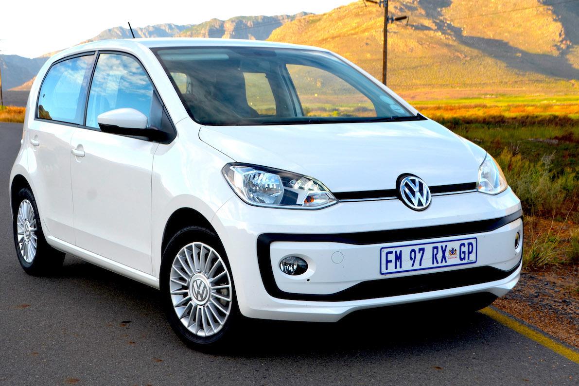 Volkswagen move up! 5-door 1.0