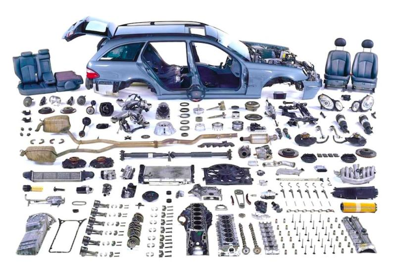 How does your car's parts basket shape up?