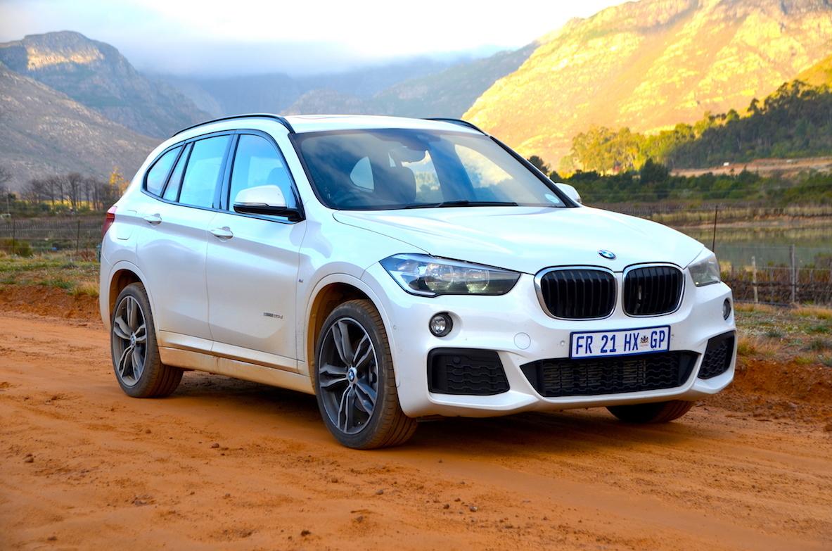 BMW X1 2.0i sDrive