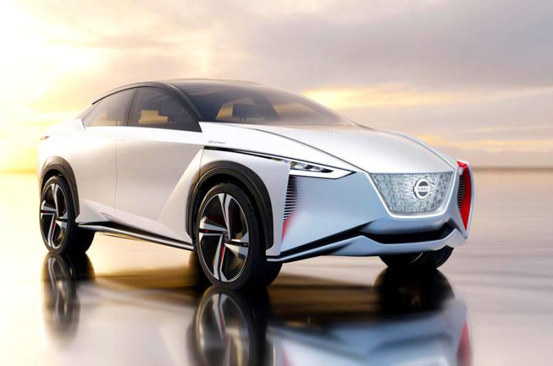 TOKYO — Nissan IMx concept