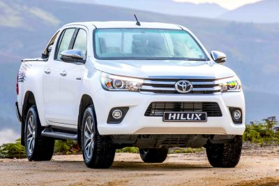 Upgraded Toyota Hilux & Fortuner