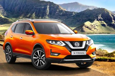LAUNCHED - Nissan X-Trail
