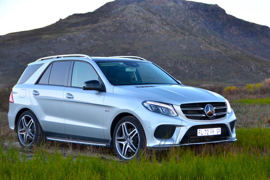 Mercedes-AMG GLE 4