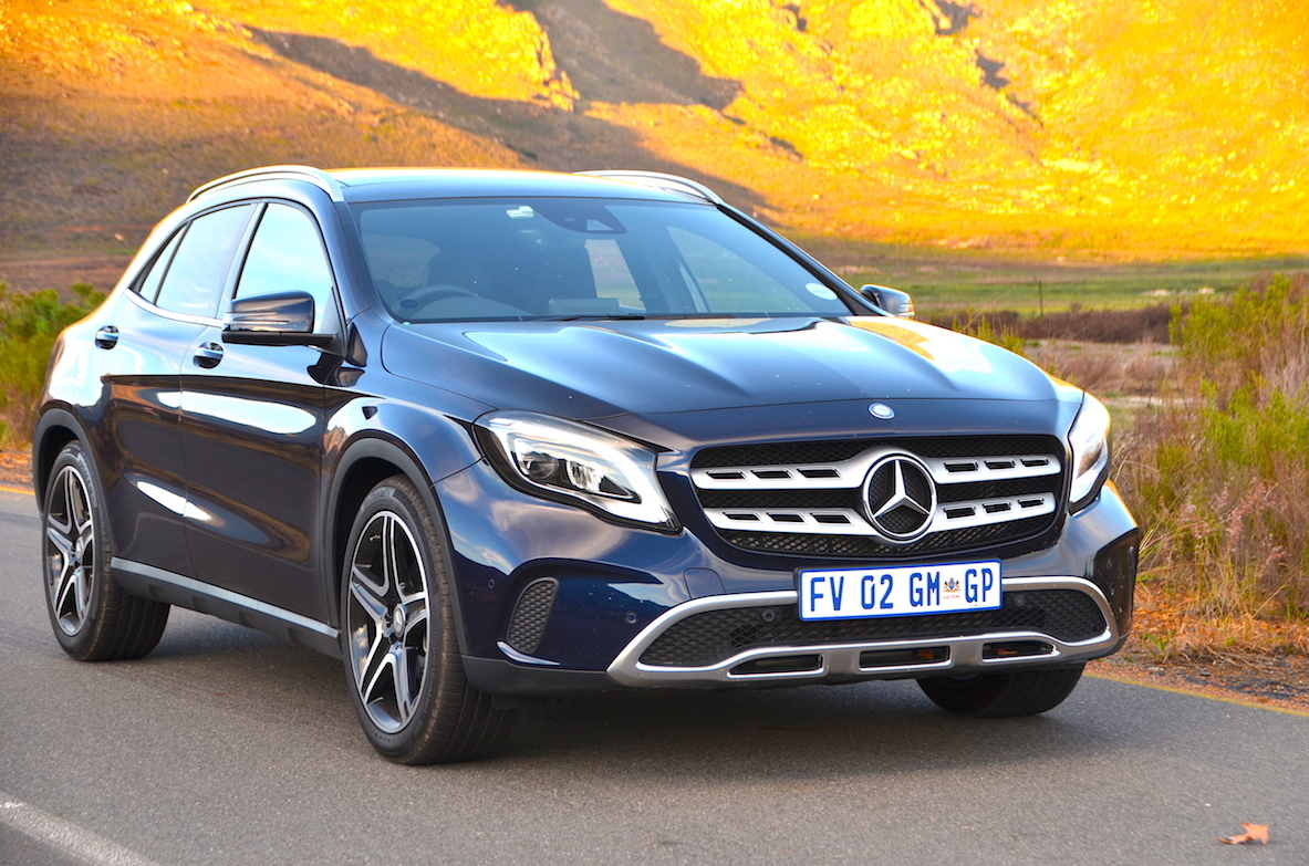 QUICK TEST: Mercedes-Benz GLA 220d