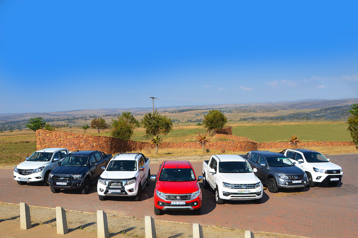 The Best Bakkie 2018 field