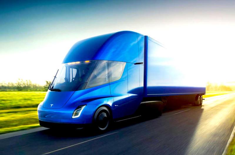 Tesla's Truck