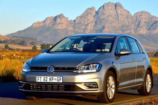 VW Golf 1.4TSI Comfortline DSG