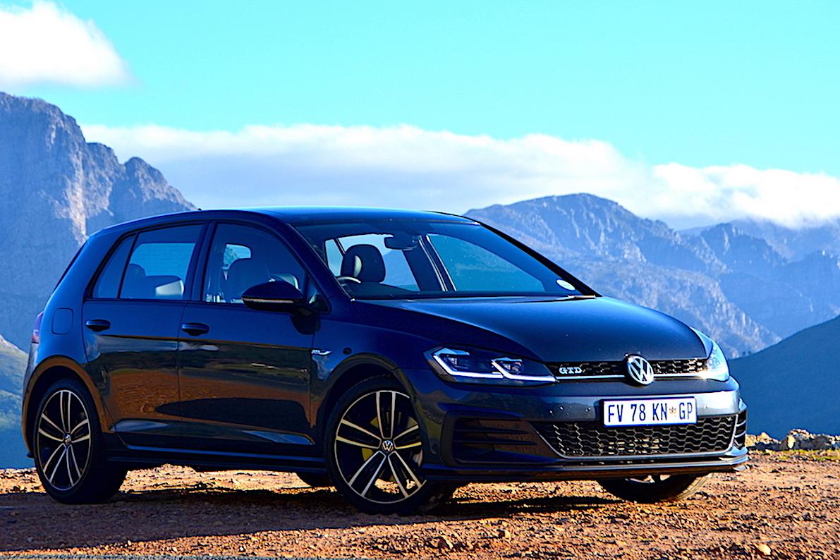 QUICK TEST: Volkswagen Golf GTD