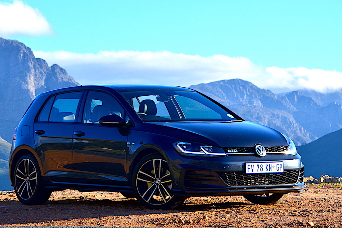 QUICK TEST: Volkswagen Golf GTD