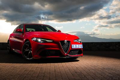 PCOTY 2017 – Winner: Alfa Romeo Giulia Quadrifoglio Verde. Image - Matteo Conti