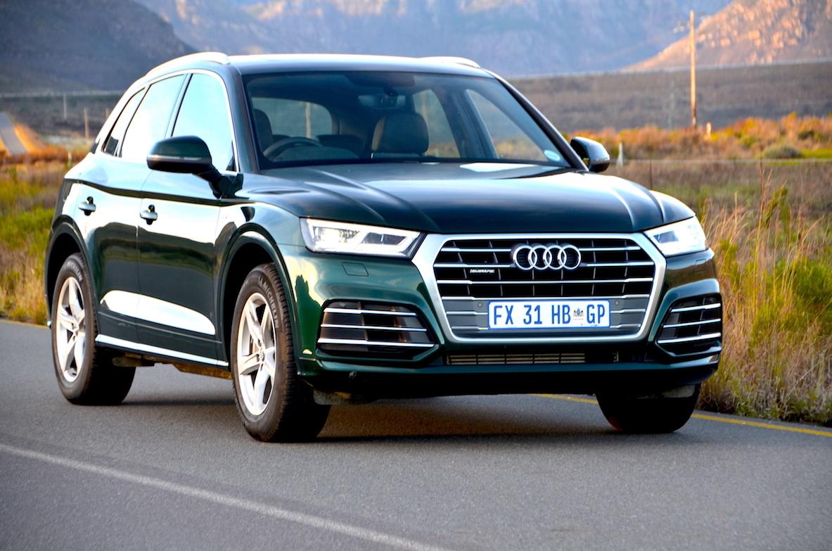 Audi Q5 2.0 FSI quattro