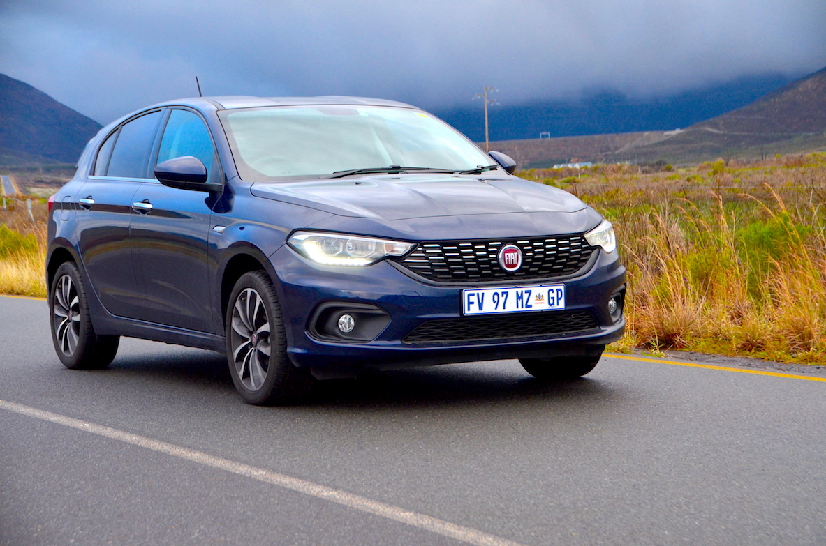 MINI TEST: Fiat Tipo hatchback 1.4 Lounge