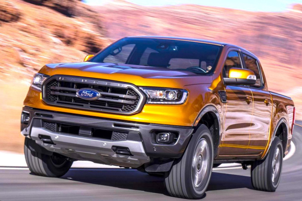 New US Ford Ranger