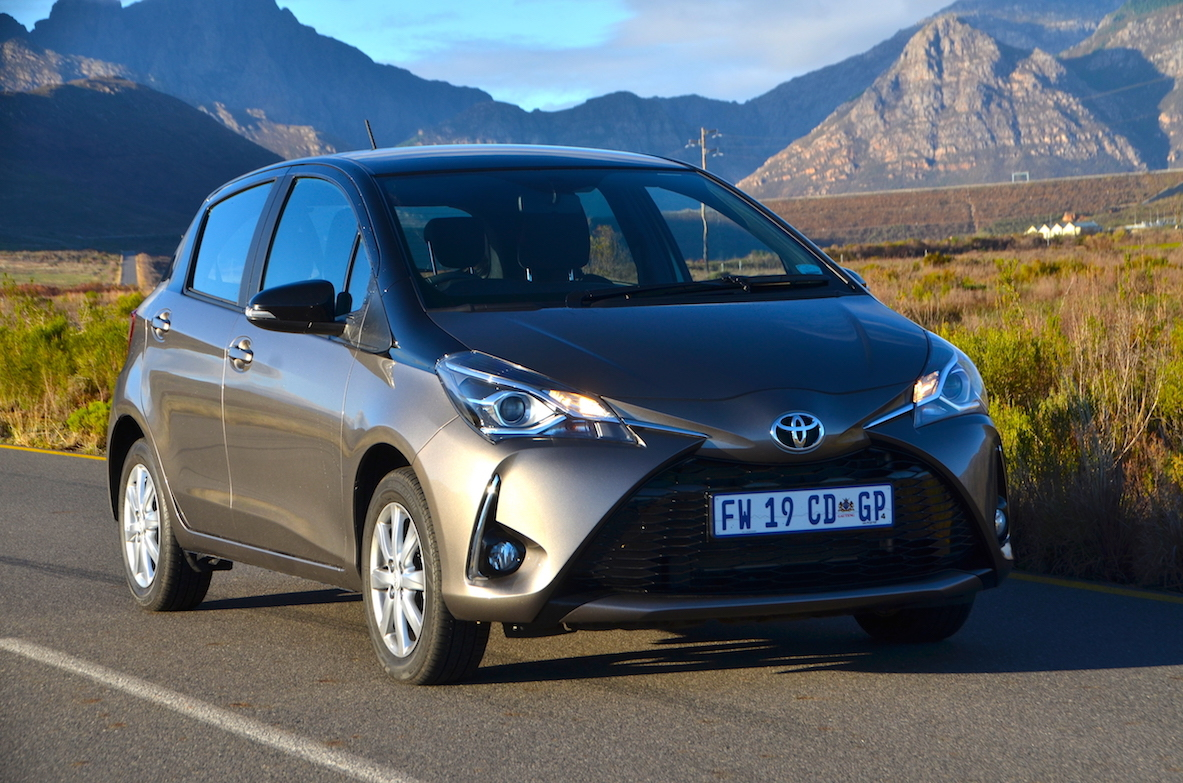 Toyota Yaris 1.5 Pulse Plus auto​