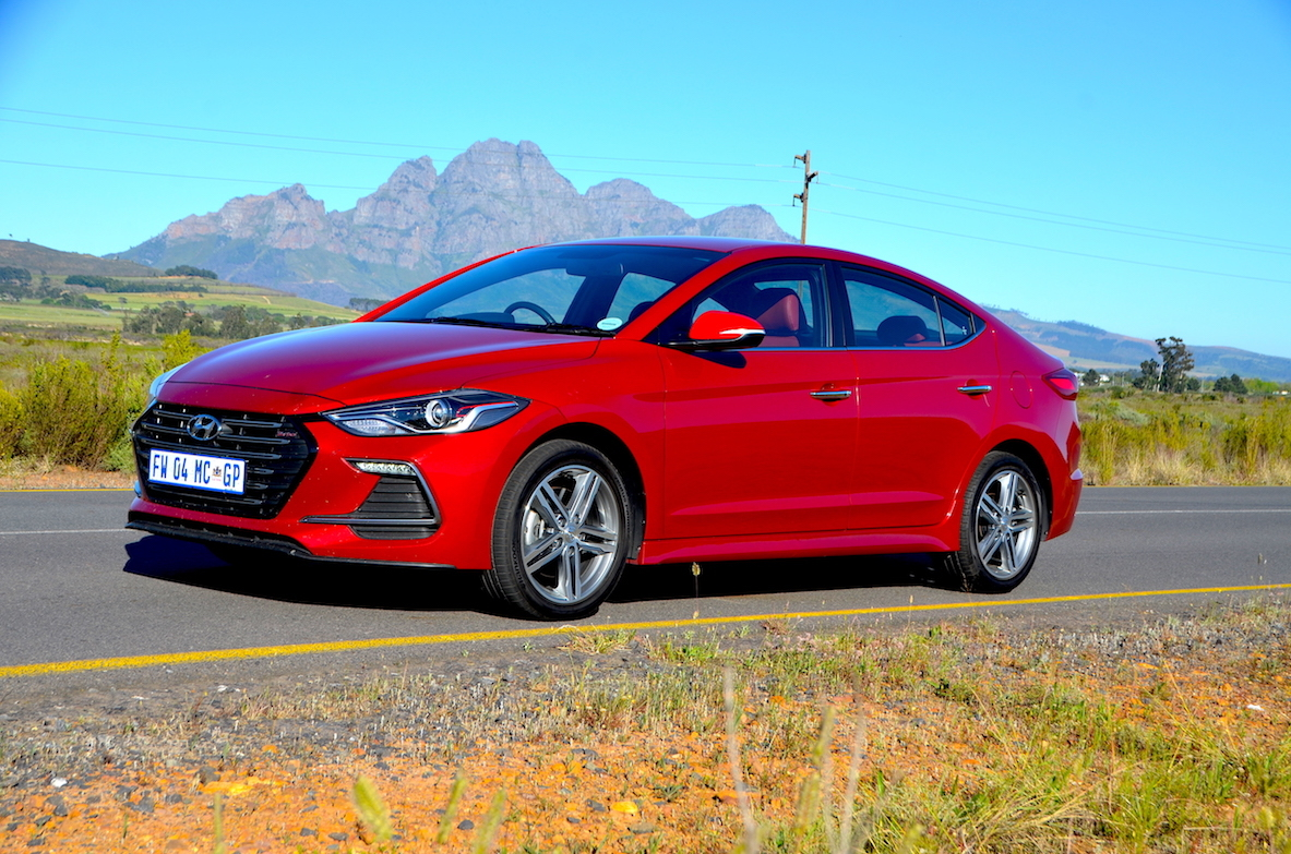 Hyundai Elantra 1.6 Turbo Elite Sport​