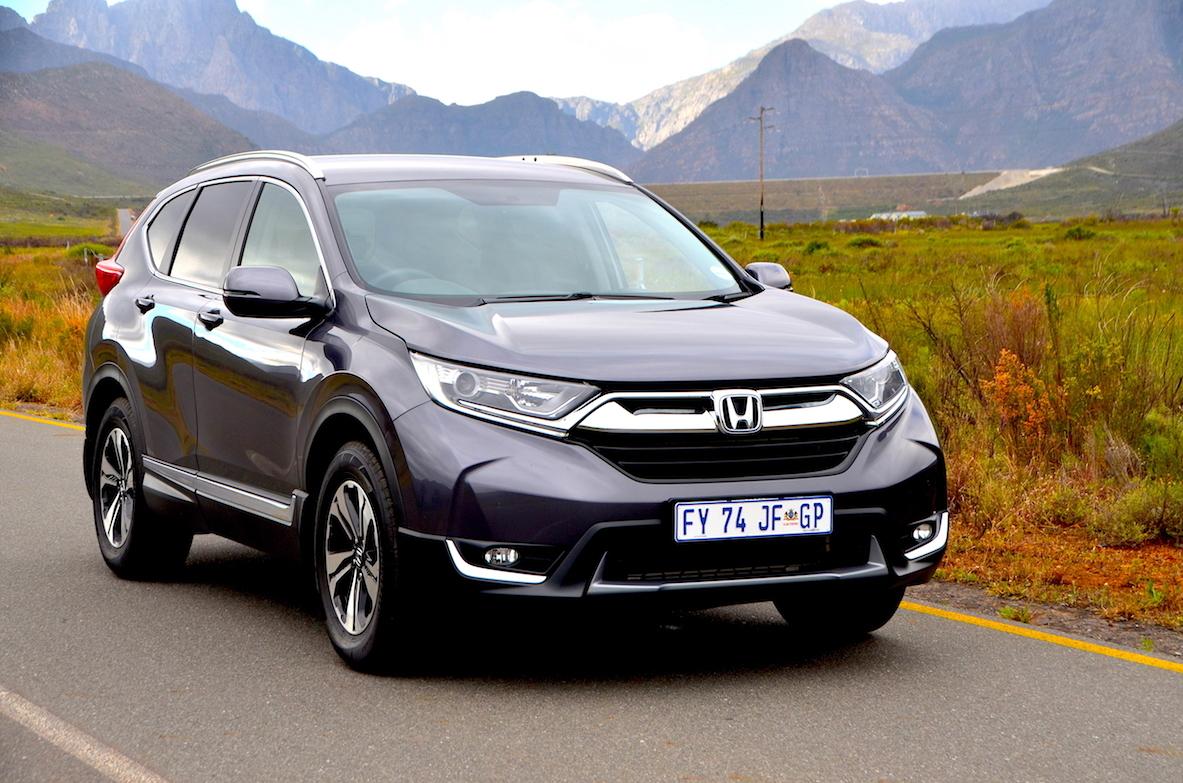 MINI TEST: Honda CR-V 2.0 Elegance Auto