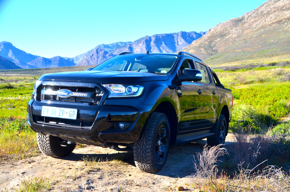 Ford Ranger Fx4 3.2 Double Cab 4x4 Auto