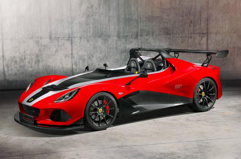 Lotus's new 3-Eleven 430