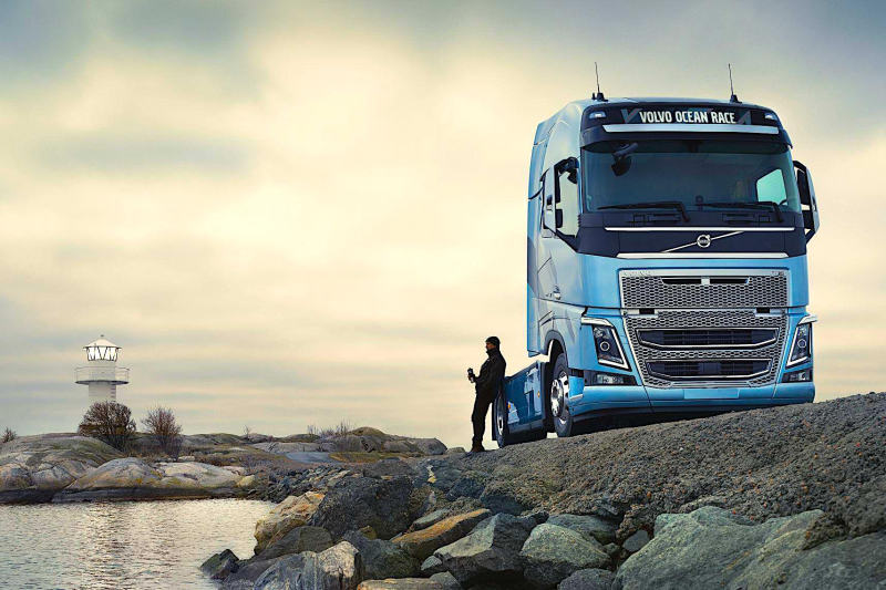 Volvo Trucks is on top of the world