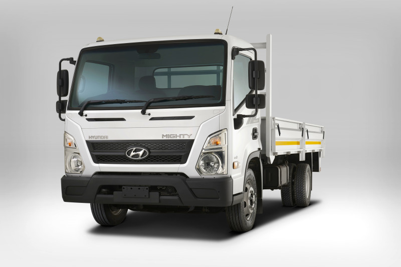 Hyundai Mighty Truck