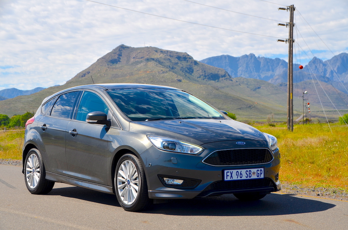 Ford Focus Hatch 1.5T Trend Styling