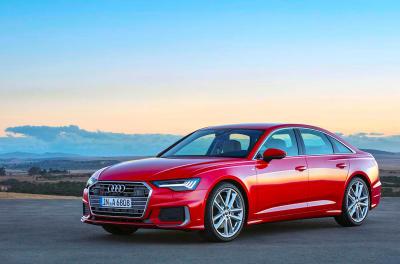 REVEALED – Audi A6