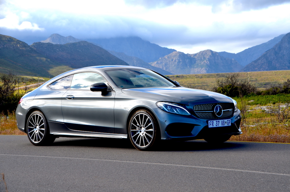 Mercedes-AMG C43 Coupe 4matic