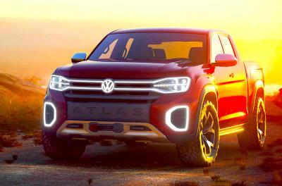 Volkswagen Tanoak