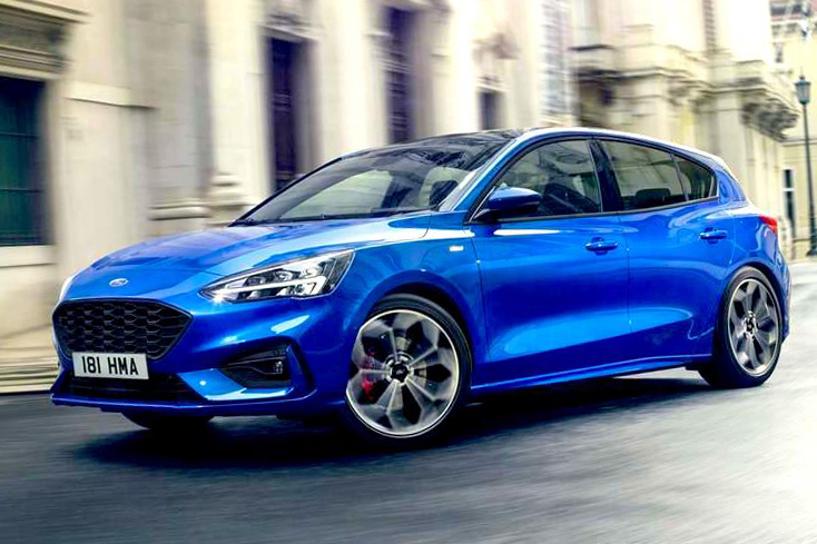 REVEALED - Ford Focus