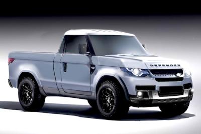 Land Rover Defender Bakkie