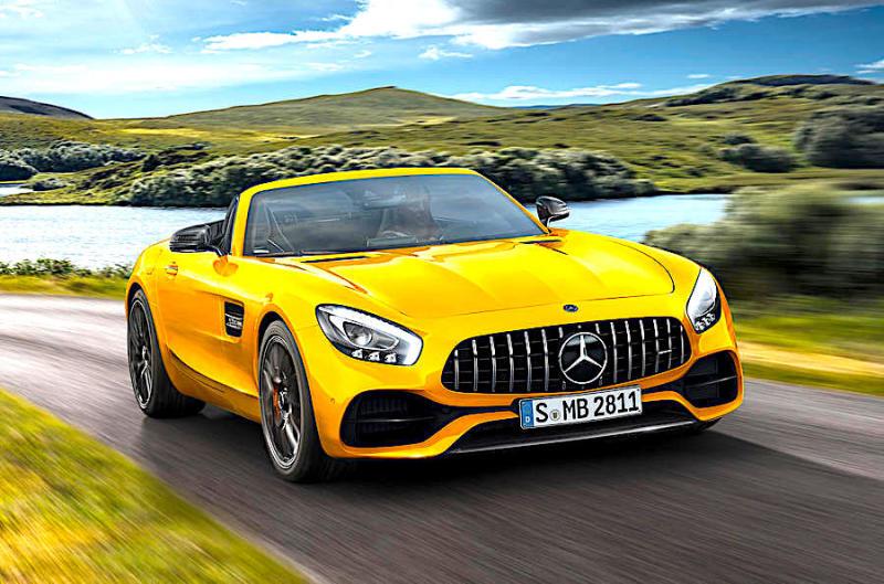 Mercedes-AMG GT SRoadster