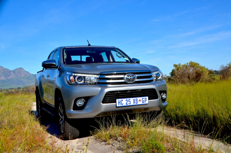 Toyota Hilux 2.8GD-6 Double Cab Raider 4x4