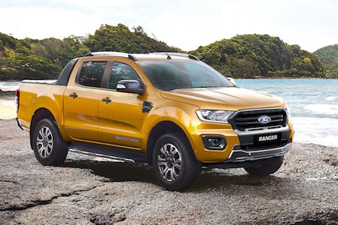 Ford Ranger Update