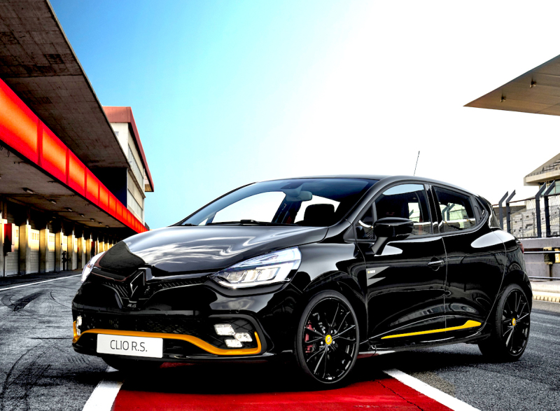 Renault Clio RS 18 F1