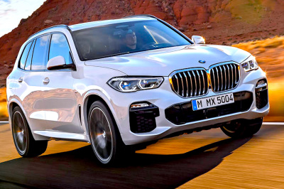 REVEALED – BMW X5