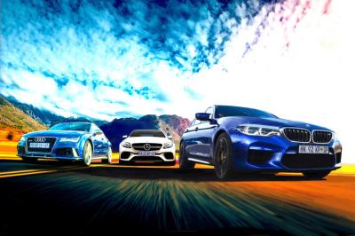 Audi RS7, Mercedes-AMG E63 S & BMW M5