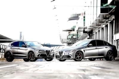 Alfa Romeo NRING Editions