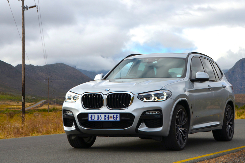 QUICK TEST: BMW X3 xDrive 30d M Sport