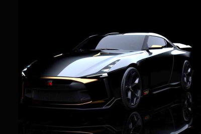 Pininfarina Nissan GT-R50
