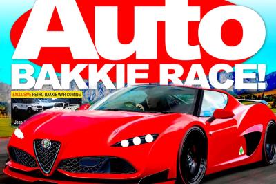 MAGAZINE - Auto Bakkie Race! August '18